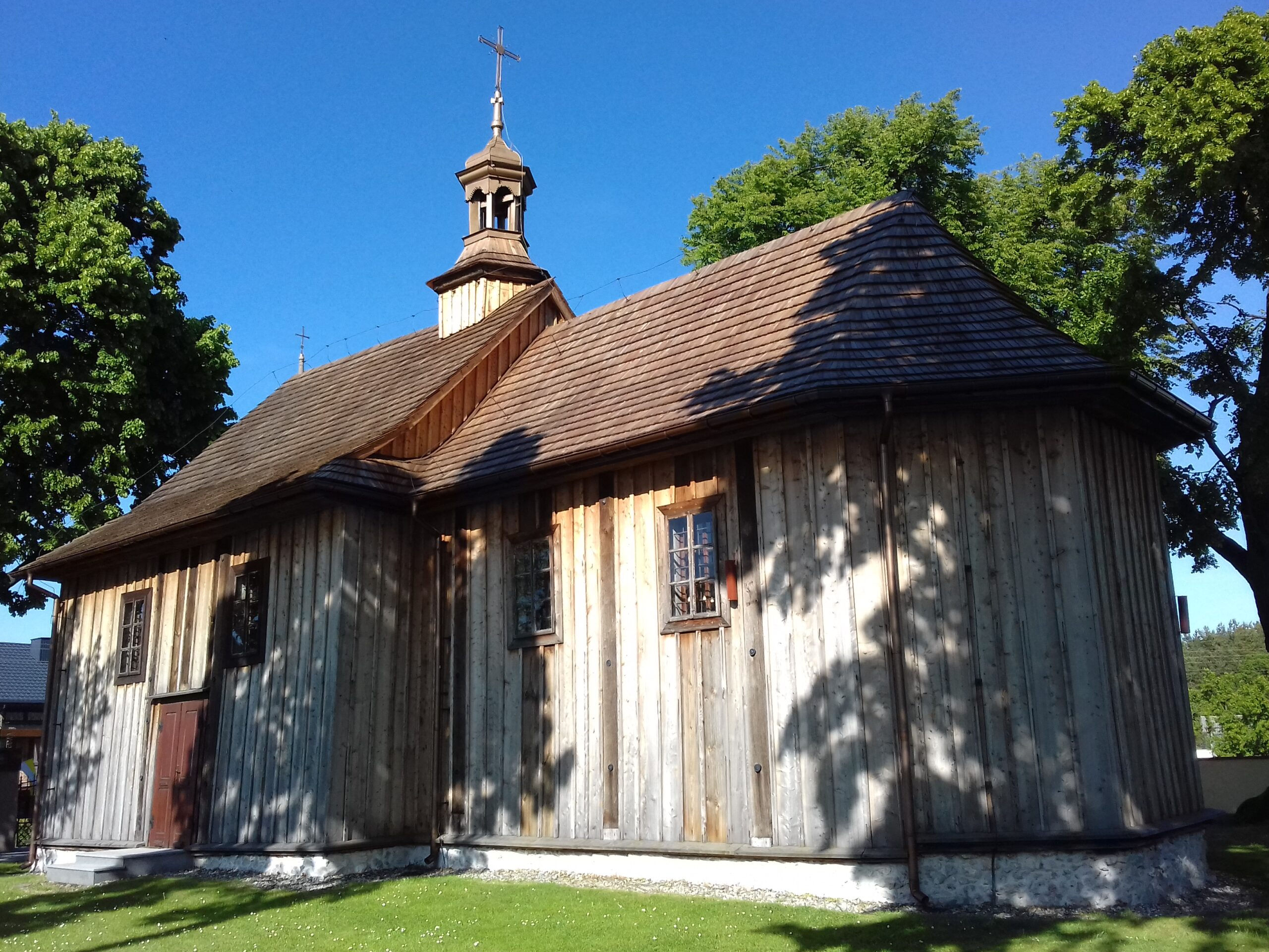 Zrębice - Kościół św. Idziego