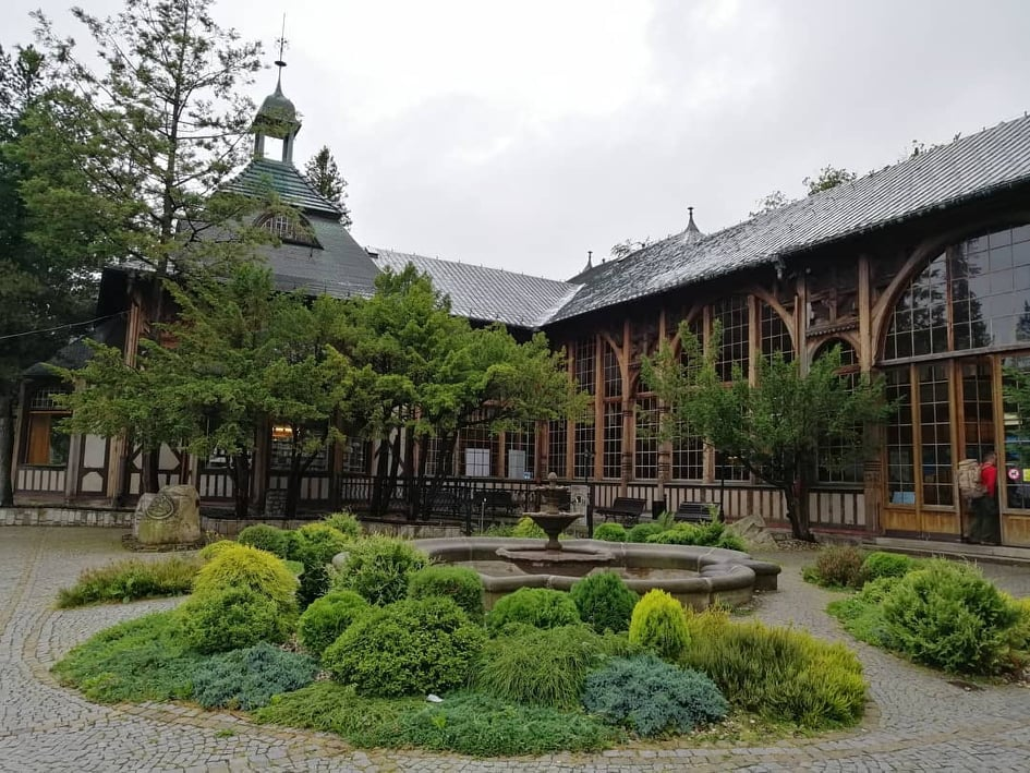 Dom Zdrojowy w Świeradowie Zdrój