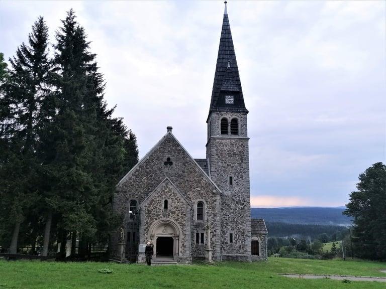 Kościół w Zieleńcu